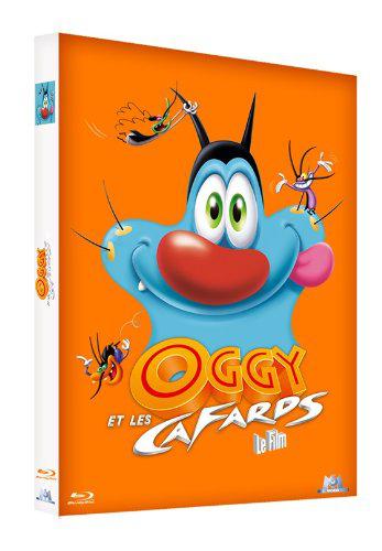 Blu-ray Oggy et les cafards : Le Film