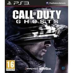 Jeu Call Of Duty : Ghosts sur PS3