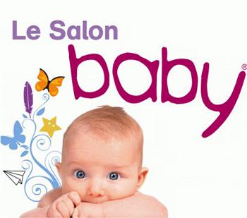 Entrée  pour le Salon Baby