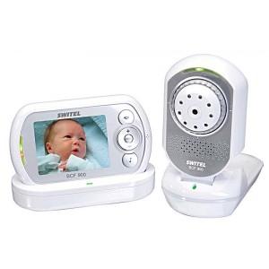Babyphone vidéo Switel - BCF 900