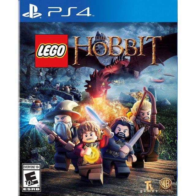 Lego The Hobbit sur PS4