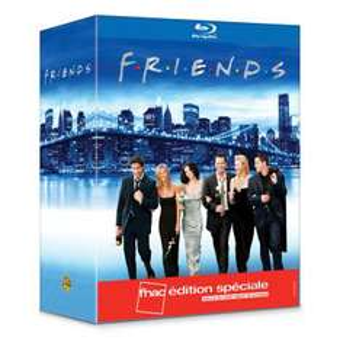 [Offre Adhérents] Coffret Blu-Ray Friends, Saison 1 à 10 avec en plus 20€ de CC offerts