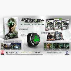 Splinter Cell : Blacklist - Edition Ultimatum PS3