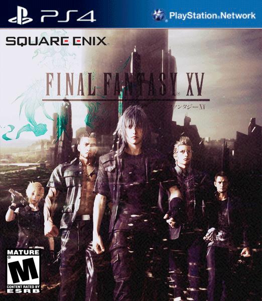[Pré-commande] Final Fantasy XV (PS4 / Xbox One)