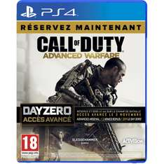 Précommande : Call of Duty Advanced Warfare - Edition Day Zero sur PS3 / PS4 / XBOX 360 / XBOX ONE / PC