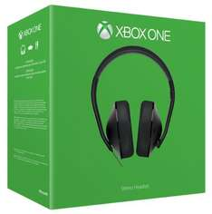 Micro-casque stereo pour Xbox One