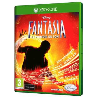 Jeu Xbox One Fantasia : Le pouvoir du Son