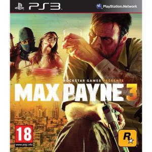 Max Payne 3 à 19,99€ sur PC et sur PS3 et XBOX 360