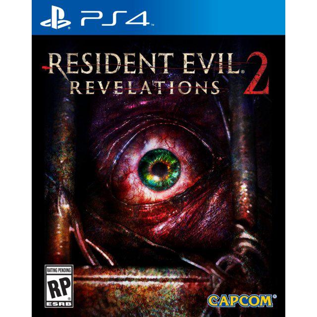 Pre Commande Jeu Resident Evil Revelation 2 sur PS4