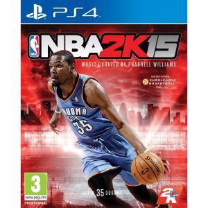 NBA 2K15 sur PS3 à 41.99€ et sur PS4