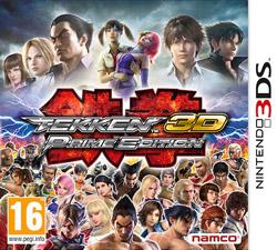 Tekken 3D Prime Edition sur 3DS