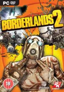[Commande Groupée] Pack de 4 clés de Borderlands 2 sur PC