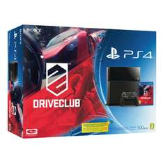 Console Sony PlayStation 4 + DriveClub