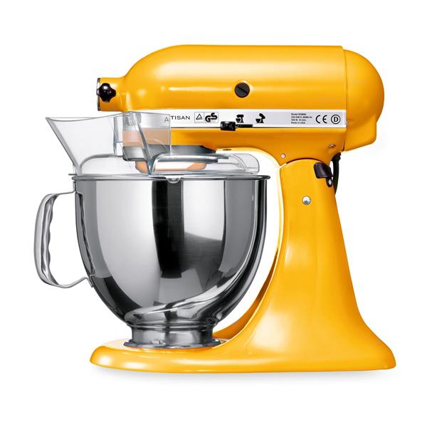 Robot de cuisine KitchenAid Artisan 5KSM150PS (Différents coloris)