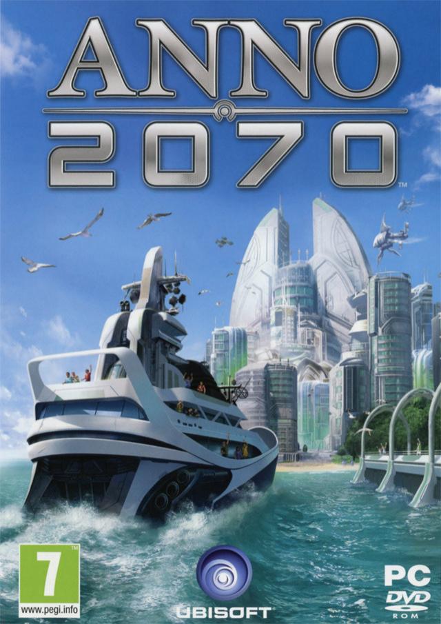 Anno 2070 sur PC (Version Boite)