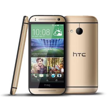 Smartphone HTC One Mini 2 - Or uniquement (Avec ODR de 50€)