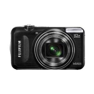 Appareil photo numérique Fujifilm FinePix T200 - 14 Mpix - Noir