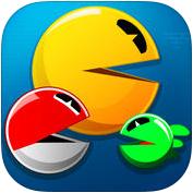 Pac-Man Friends gratuit sur iPhone