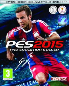 Jeu PC PES 2015 Day One édition