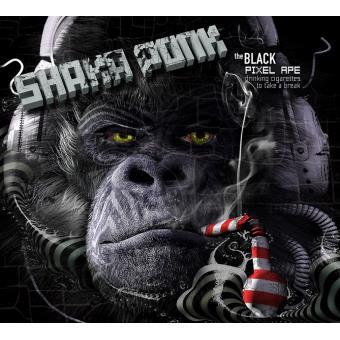 [Adhérent] Précommande : Nouvel album de Shaka Ponk - Black Pixel Ape CD + 5€ en chèque cadeau