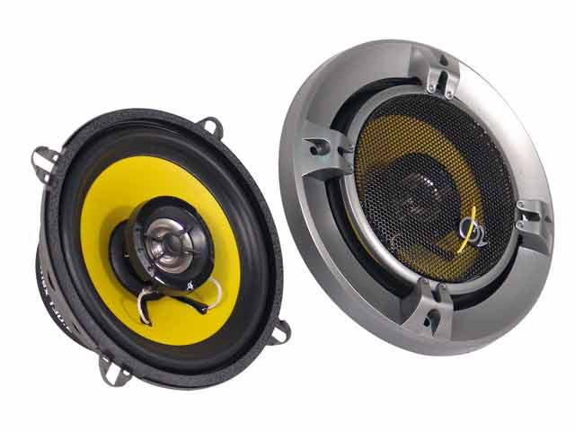 Sélection de haut-parleurs en promo - Ex : Haut-parleur Oxygen Reflex 130.2 - 13cm - 2 voies - 80W