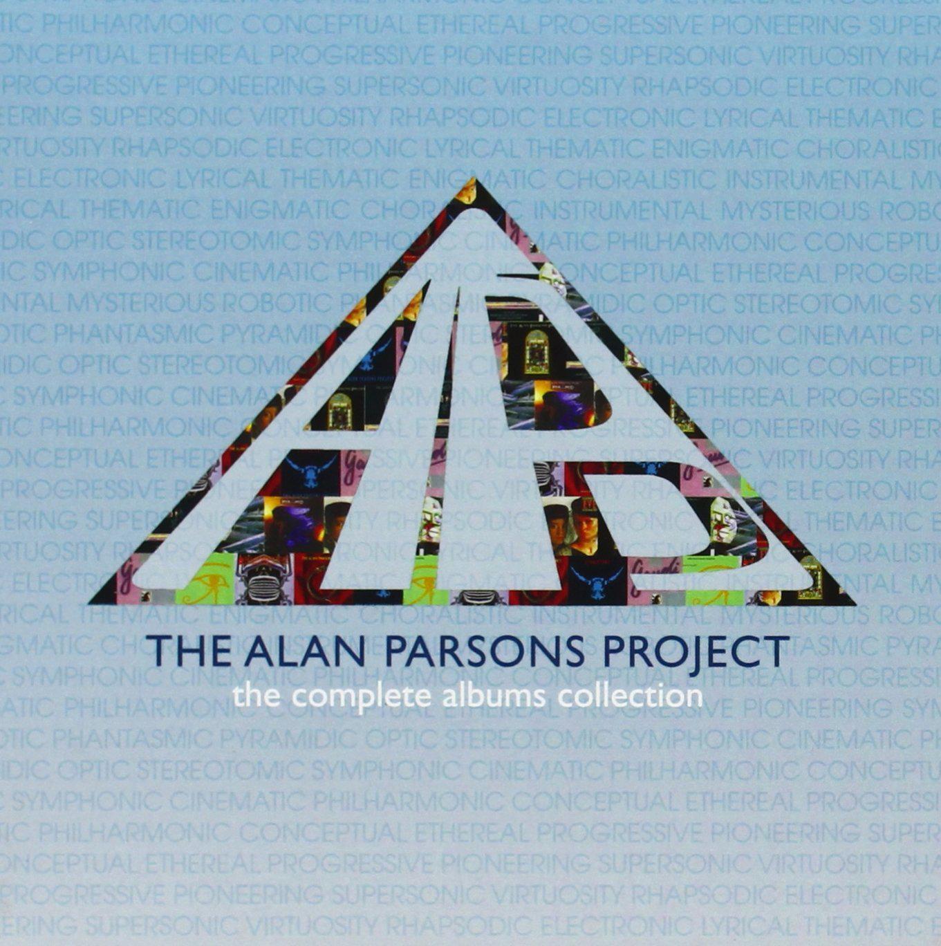 Coffret 11 CD - Alan Parsons - The Complete Album Collection