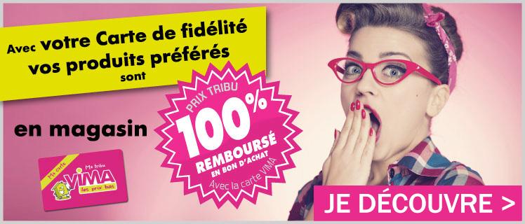 Sélection d'articles 100% remboursés en bons d'achat - Ex : Table basse bois coloris chêne Indigo à 49.90€