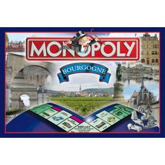 Sélection de jouets en solde jusqu'à -80% - Ex : Monopoly Bourgogne