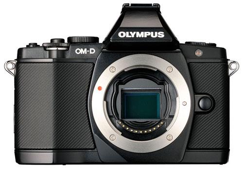Olympus OM-D E-M5 Noir Boîtier Nu