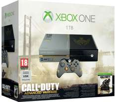Console Xbox 1To One Pack Call of Duty Advanced Warfare