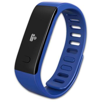 Bracelet Intelligent Connecté MyKronoz podomètre tracker activité et sommeil bleu