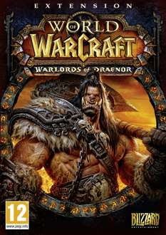 Précommande : World of Warcraft - Warlords of Draenor sur PC