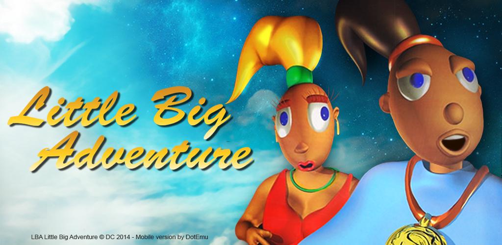 Jeu Little Big Adventure offert sur PC