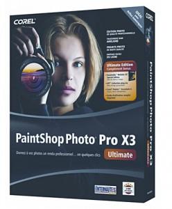PaintShop Pro X3 Ultimate