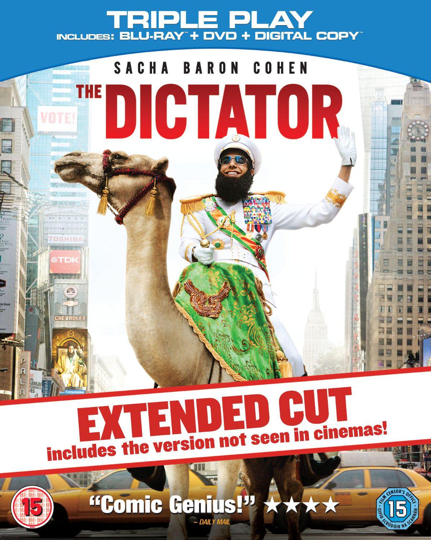 The Dictator - Coffret Blu-ray + DVD + Copie Digitale