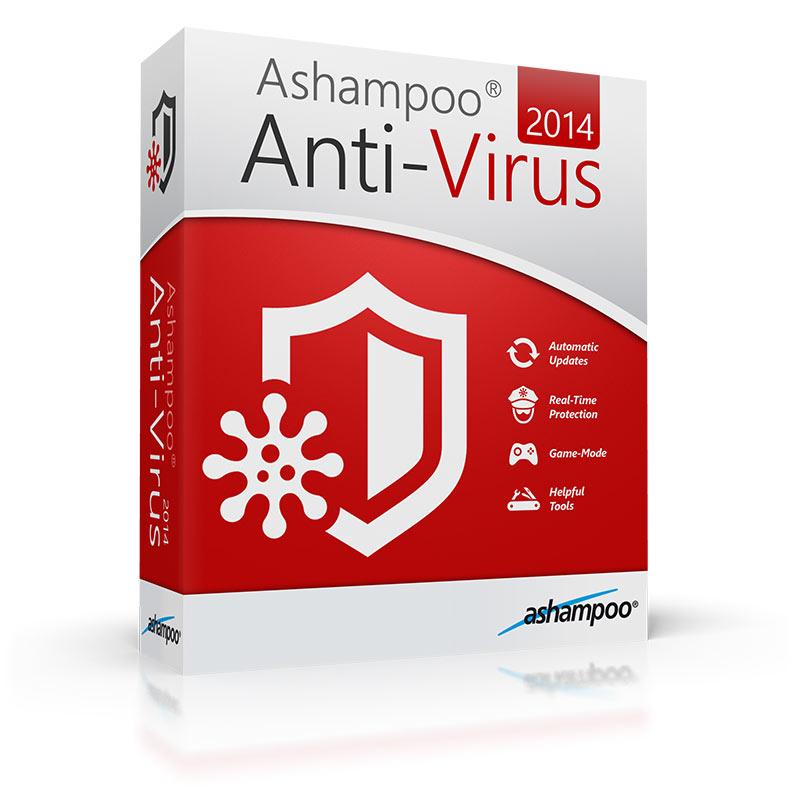 Logiciel PC Ashampoo Anti-Virus 2014 gratuit
