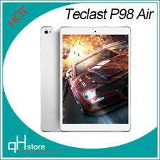 "Tablette 9,7"" Teclast P98 3G : Octa Core MTK8392, 2 Go RAM, 16 Go,  Android 4.4"