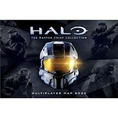 Map Book Halo Master Chief gratuit