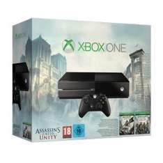 Console XBOX One + Jeu Assassin's Creed Unity + Jeu Assassin's Creed Black Flag