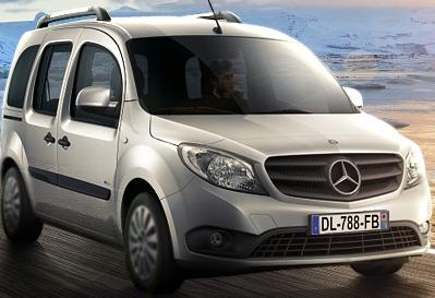 Rosedeal : 7000€ à dépenser sur le Mercedes citan version combi 5 ou 7 places