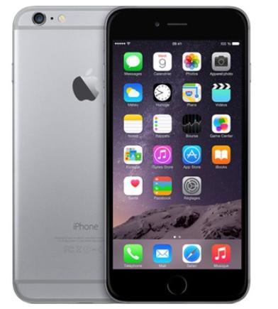 Smartphone iPhone 6 Plus 16 Go à 749€ ou iPhone 6 16 Go