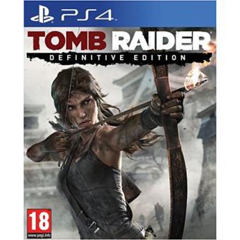 Jeu Tomb Raider Definitive Edition sur Xbox One et PS4