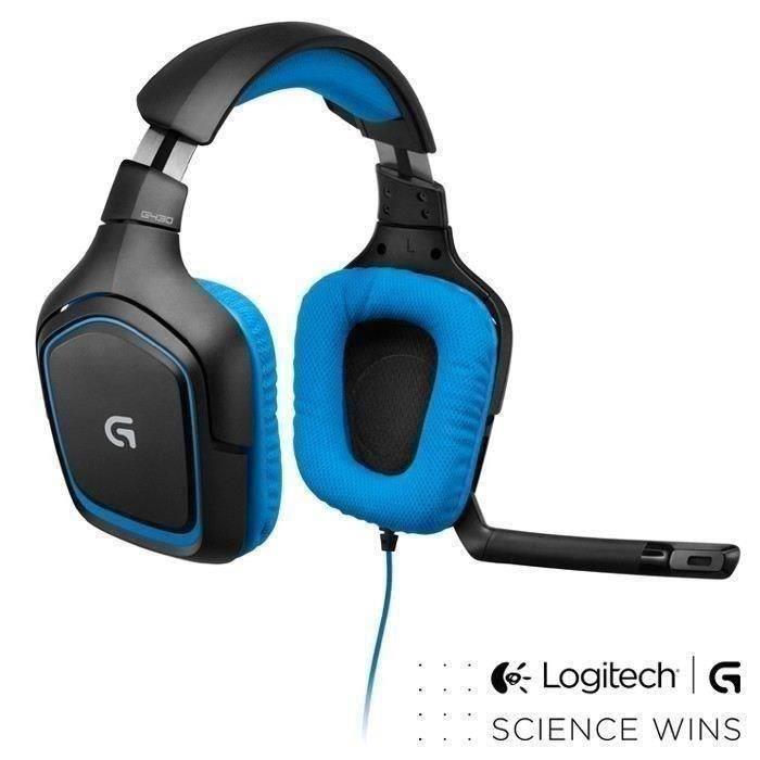 Pour l'achat de 2 produits Gaming Logitech 30% remboursés sur le moins cher des 2 - Ex :  Souris G600 + Casque G430 (ODR 9€)