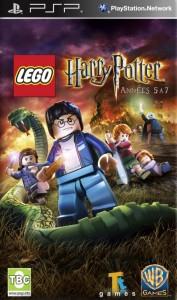 Lego Harry Potter Années 1 à 4 et 5 à 7 sur PSP - L'unité