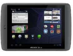 Tablette Archos 80G9 Turbo 250 Go, Wi-Fi, Android 4, Cortex double coeur a9