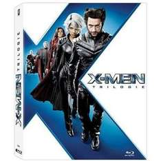 Coffret Blu-Ray Trilogie X-Men + Blu-Ray Daredevil