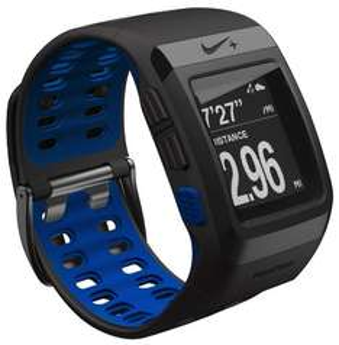 Montre TomTom Nike+ SportWatch GPS Noire/Bleue