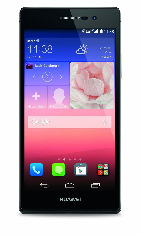 Smartphone Huawei P7 4G 16 Go - Noir (avec ODR 50€)