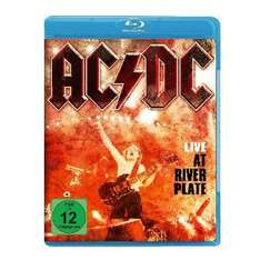 Blu-ray AC/DC - Live at River Plate ou Donington