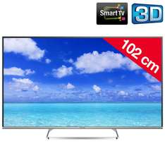 "TV 40"" Panasonic Viera TX-40AS640E- Full Hd - 3D - SMART TV (connectée)"